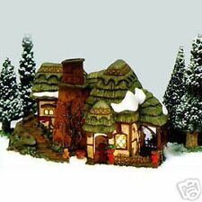 Dept 56 - Dickens Village - Crooked Fence Cottage