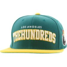 The Hundreds Player Snapback Cap (turquoise)