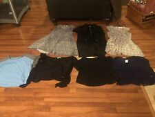 7 piece women's clothing lot size 2X