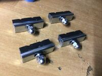 Raleigh Chopper Brake Blocks *British Made**FREEPOST UK**