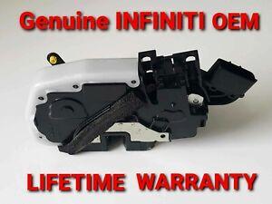 LIFE WARR 09 - 17 Infiniti FX35 FX37 FX50 QX70 Lock Actuator LEFT FRONT $10 back