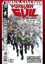 Forever Evil #1 Directors Cut NM