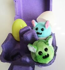 Puff Puggle Puggleformers Mystery Hatchlings Hand-Made Plush Toy Puff Puggles