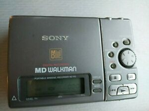 Sony MD Walkman MZ-R3 MiniDisc Recorder/Player