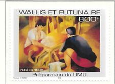 WALLIS & FUTUNA Sc 503 NH issue of 1998 - ART