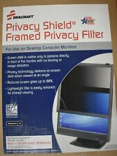 SKILCRAFT Privacy Shield 24.0W Framed Privacy Filter