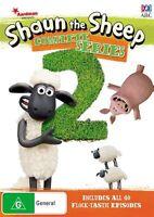 Shaun The Sheep : Season 2 (DVD 2015 2-Disc Set) R4 New ExRetail Stock D165 D229