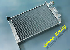 ALUMINUM ALLOY RADIATOR FORD CARS W/302 5L SB V8 MOTOR A/T AUTO 37-39 HIGH FLOW