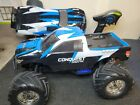 Helion Conquest 10mt 2wd 1/10 RC Monster Truck RTR w/ Extra Parts Truck