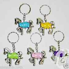 LOT 10  PORTE CLE CHEVAL COLORE 5 MODELES MODE