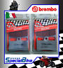 YAMAHA T-MAX 530 2015 > PLAQUETTES DE FREIN BREMBO SC AVANT T MAX 530 XP