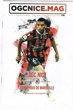 OGC Nice v Olympique De Marseille 2016/17 (11 Sep)