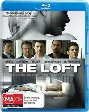 The Loft (Blu-ray, 2015)