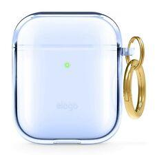 AirPods Case  -  elago® Clear Case [Aqua Blue]