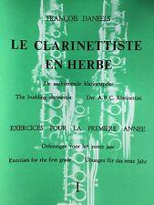Daneels-Le clarinettiste en cuisants I