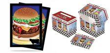 Ultra Pro Burger Sleeves 100ct. & Diner Deck Box