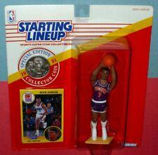 1991 KEVIN JOHNSON Phoenix Suns Rookie - FREE s/h - Starting Lineup KJ + coin NM
