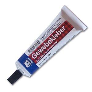(13,17€/100g) Gewebekleber 30 g Tube Elefant-Chemie 04109 Klebstoff