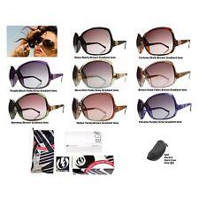 NEW Electric Lovette Womens Fashion Designer Oversize Sunglasses Msrp$110