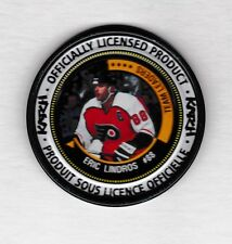 1997-98 Irwin Toys KATCH Coin Hockey #158 Eric Lindros Team Leaders Flyers