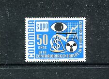 Colombia 819, MNH, Symbols of Financial Controls 1973. x23047
