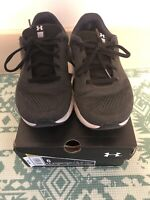 Women's Under Armour Micro G Pursuit Athletic Running Shoes Size 6W