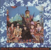 """The Rolling Stones: Their Satanic Majesties Request CD """"She's a Rainbow"""" Psych"""