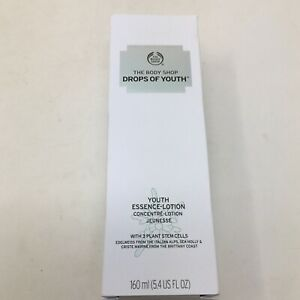 THE BODY Shop Drops Of Youth Essence 160 ml/ 5.4 fl oz Plant Stem Cell Lotion
