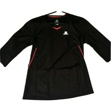 Salomon Mens Long Sleeve Shirt Acti lite Black Size Medium