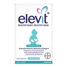 Elevit Breastfeeding Tablets 60 Cincotta Chemist