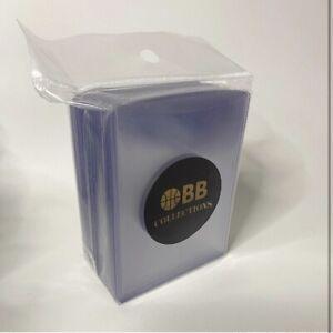 "3""x4"" Regular Top Loader Card Protectors 25 perpack NBA, Pokemon, Trading Cards"