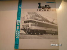 """**c Loco Revue n°349 La CC 21001 de Fulgurex en O / Le système Trix """" e m s """""""