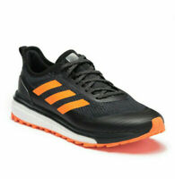 Amputee/RIGHT SHOE ONLY ADIDAS Response Trail Black Running Shoe MEN size 9