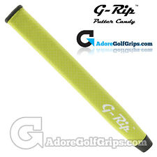 G-RIP FL-1 Jumbo V-Forma Luce Putter Grip-VERDE MELA + Gratis Nastro