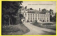 cpa Castle of France 60 - AUGER SAINT VINCENT (Oise) CHÂTEAU de SAINT MARD