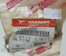 YANMAR 114699-22300 SWORZEŃ TŁOKA