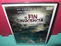 EL FIN DE LA INOCENCIA - MICHAEL CUESTA - SLIM -  dvd