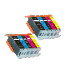 10 New Ink Cartridges Set fits Canon PG-270XL CLI-271XL MG6820 MG6821 MG6822