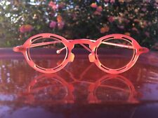 La Eyeworks Retro Vintage Glasses Frames Sunglasses 1980 1990 Celebrity Fashion