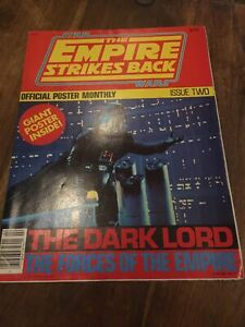 The Empire Strikes Back Official Poster Monthly Issue 2