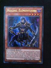 Yu-Gi-Oh  Molehu, élémentsabre FLOD-FR024 -VF/Ultra Rare