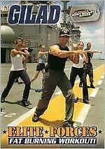 GILAD: ELITE FORCES FAT BURNING WORKOUT (Gilad Janklowicz) - DVD - Region Free