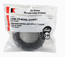 Keeney Rubber 3.4375-in Toilet Gasket for Crane K23544 Brand New
