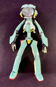 """FLCL - Canti 6"""" figure Used Blue anime toy"""