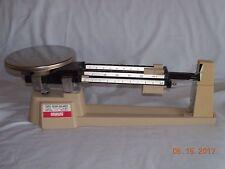 OHAUS  Triple Beam Balance Mechanical Scale 700 800 Series 2610 grams 5lbs 2oz