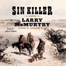 SIN KILLER by Larry McMurtry (Audiobook) ~ Brand new in shrinkwrap!