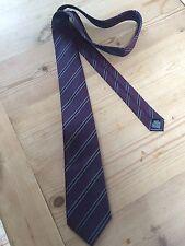 Purple Striped Tie, Perfect Condition