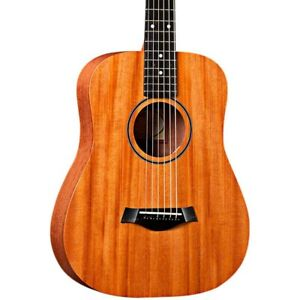 Baby Taylor Mahogany Left-Handed Acoustic Guitar
