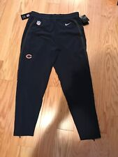 Chicago Bears NFL Knit Football Pant Nike Dri-FIT Fly Sz M BNwT 2018 906060-459