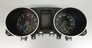 Volkswagen VW Golf R Mk6 Instrument Dash Cluster Speedo 5K6920870F HOU3
